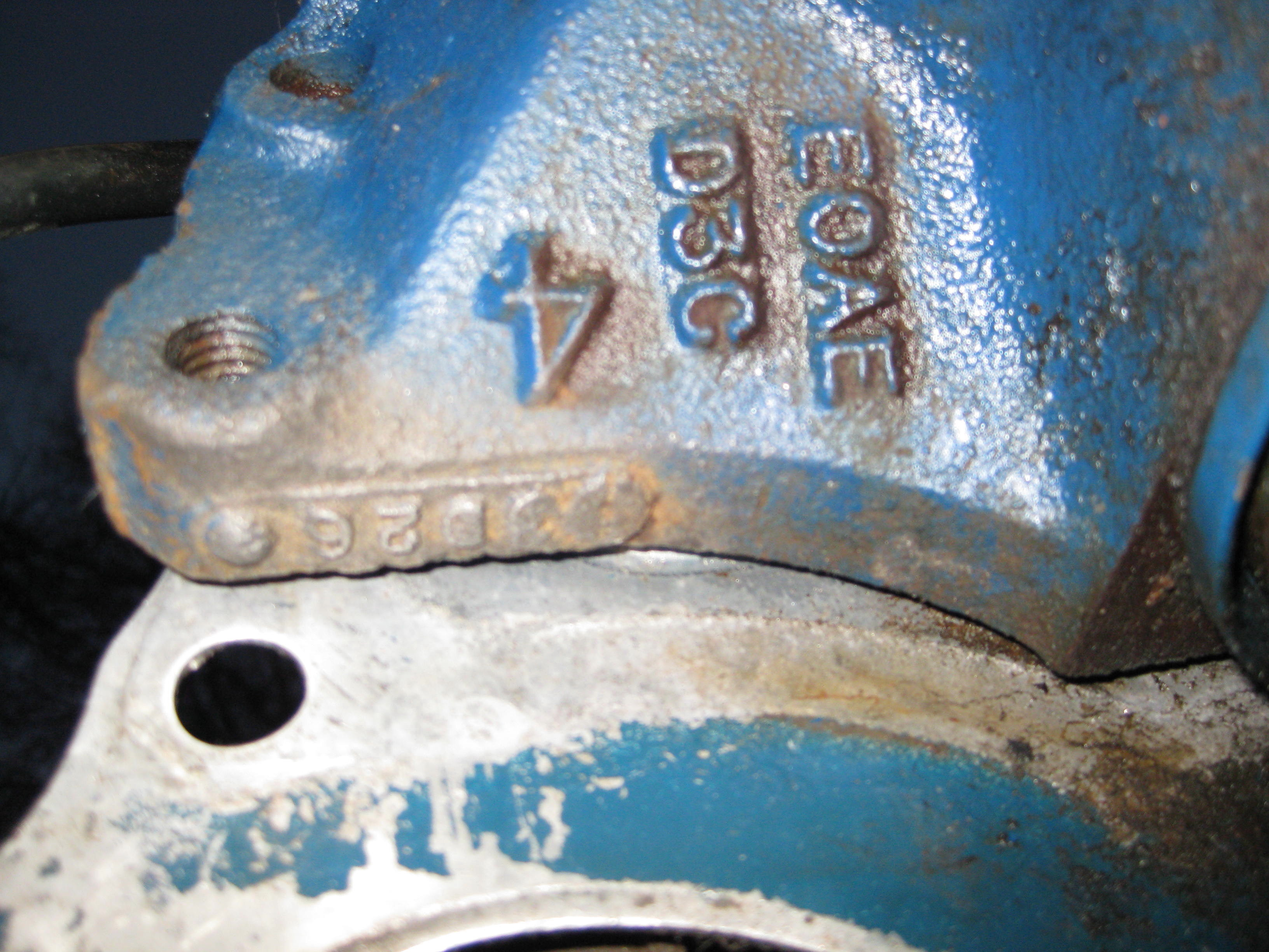 Post on Ford 302 Block Identification