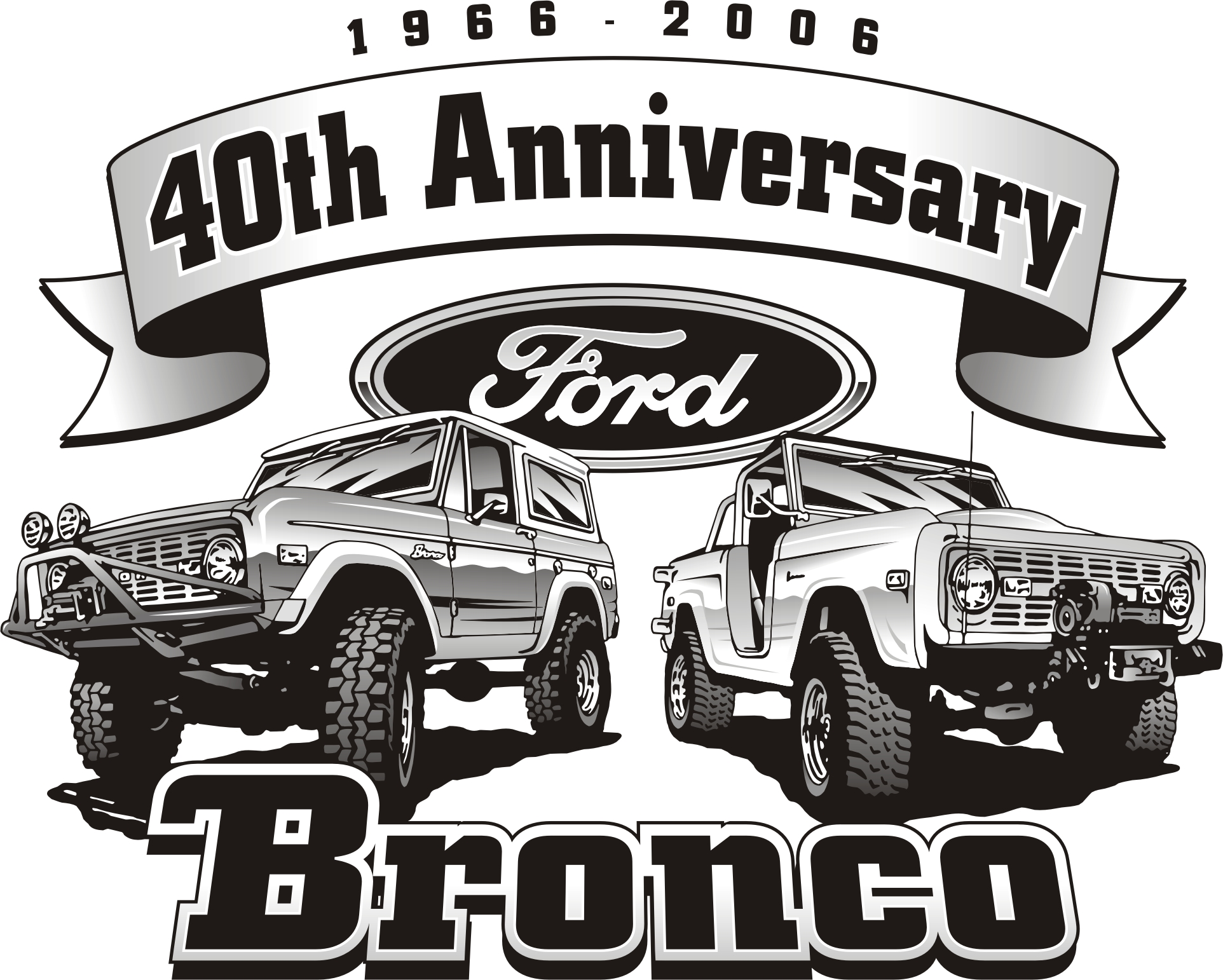 66-77 Early Bronco